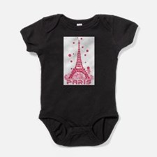 Funny French kids and Baby Bodysuit