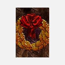 Harvest Moon's Golden Wreath Magnets
