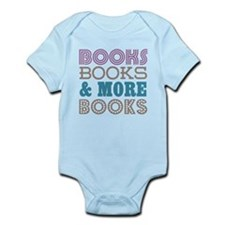 Books and Books Body Suit
