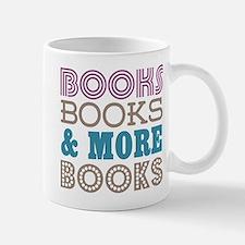 Books and Books Mugs