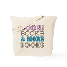 Books and Books Tote Bag