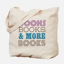 Books and Books Tote Bag