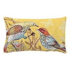 Pretty Birds Pillow Case