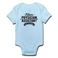 Future Physician Assistant Like My Mommy Body Suit