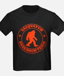 Unique Sasquatch T
