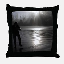 Cute Vancouver island Throw Pillow
