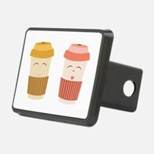 Coffee Cups Hitch Cover