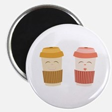 Coffee Cups Magnets