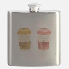 Coffee Cups Flask