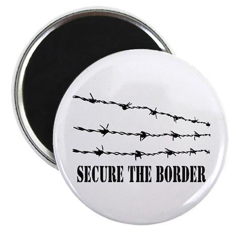 "Secure The Border 2.25"" Magnet (10 pack)"