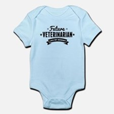 Future Veterinarian Like My Mommy Body Suit