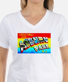 Cute Greetings from asbury park Shirt