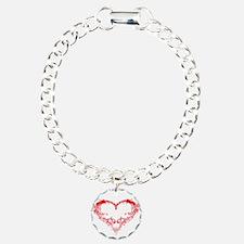 Cupid Valentine Hearth Bracelet