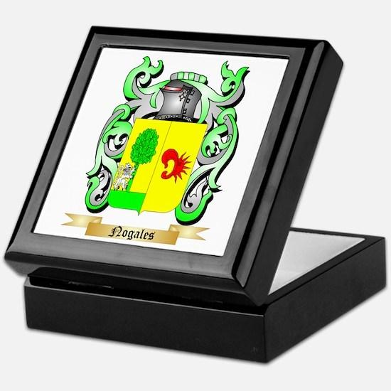 Nogales Keepsake Box
