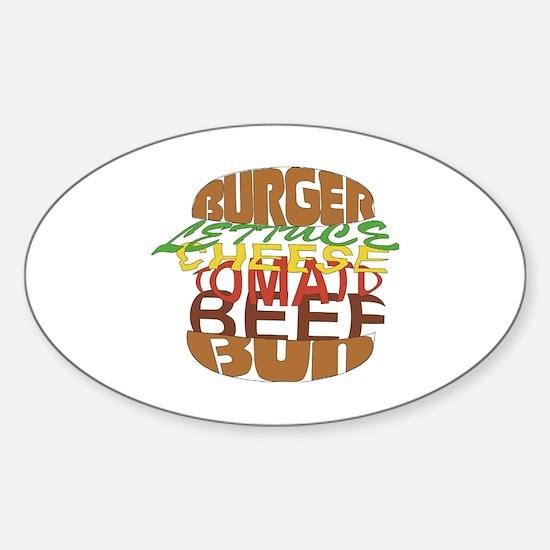 Cute Tomas Sticker (Oval)