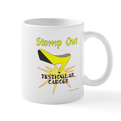 TESTICULAR CANCER AWARENESS Mug