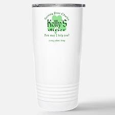 Kellys Diner General Hospital Customize Travel Mug