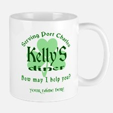 Kellys Diner General Hospital Customize Mugs