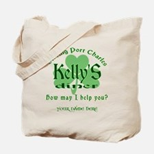 Kellys Diner General Hospital Customize Tote Bag