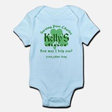 Kellys Diner General Hospital Customize Body Suit