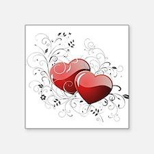 Twin hearth Sticker