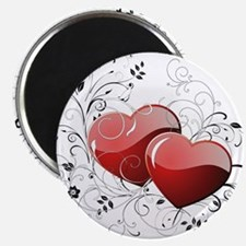 Twin hearth Magnets