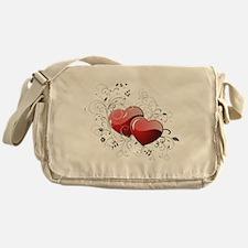 Twin hearth Messenger Bag