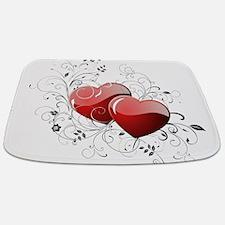 Twin hearth Bathmat