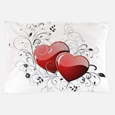 Twin hearth Pillow Case