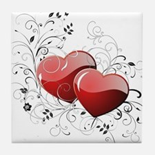 Twin hearth Tile Coaster