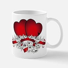 Twin hearth Mugs