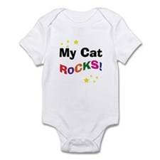 My Cat Rocks! Onesie