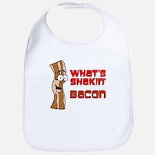 What's Shakin' Bacon Bib