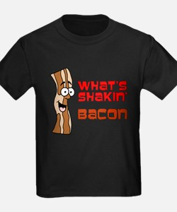 What's Shakin' Bacon T-Shirt