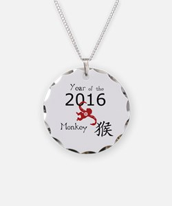 Cute Chinese new year 2012 Necklace