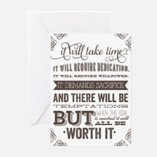 Cute Inspirational Greeting Cards (Pk of 20)