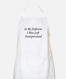 In My Defense Apron
