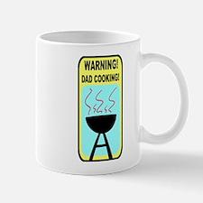 BBQ Dad Warning! Mug
