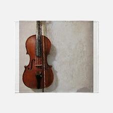 Unique Viola Throw Blanket