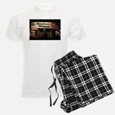 Headless Woman Pajamas