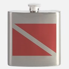 DIVE FLAG Flask