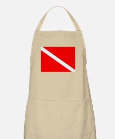 DIVE FLAG Apron