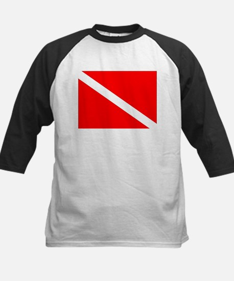 DIVE FLAG Baseball Jersey