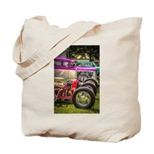 Custom Cruisers Tote Bag