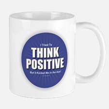 Think Positive Mugs