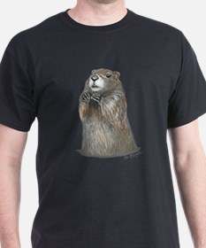 A groundhog day T-Shirt