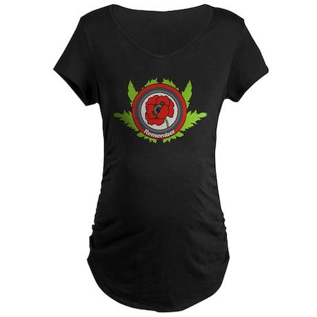 Remembrance Maternity Dark T-Shirt