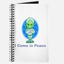 Little Green Man Journal