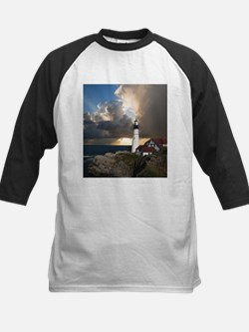 Lighthouse Lookout Baseball Jersey