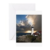 Lighthouse Greeting Cards (20 Pack)